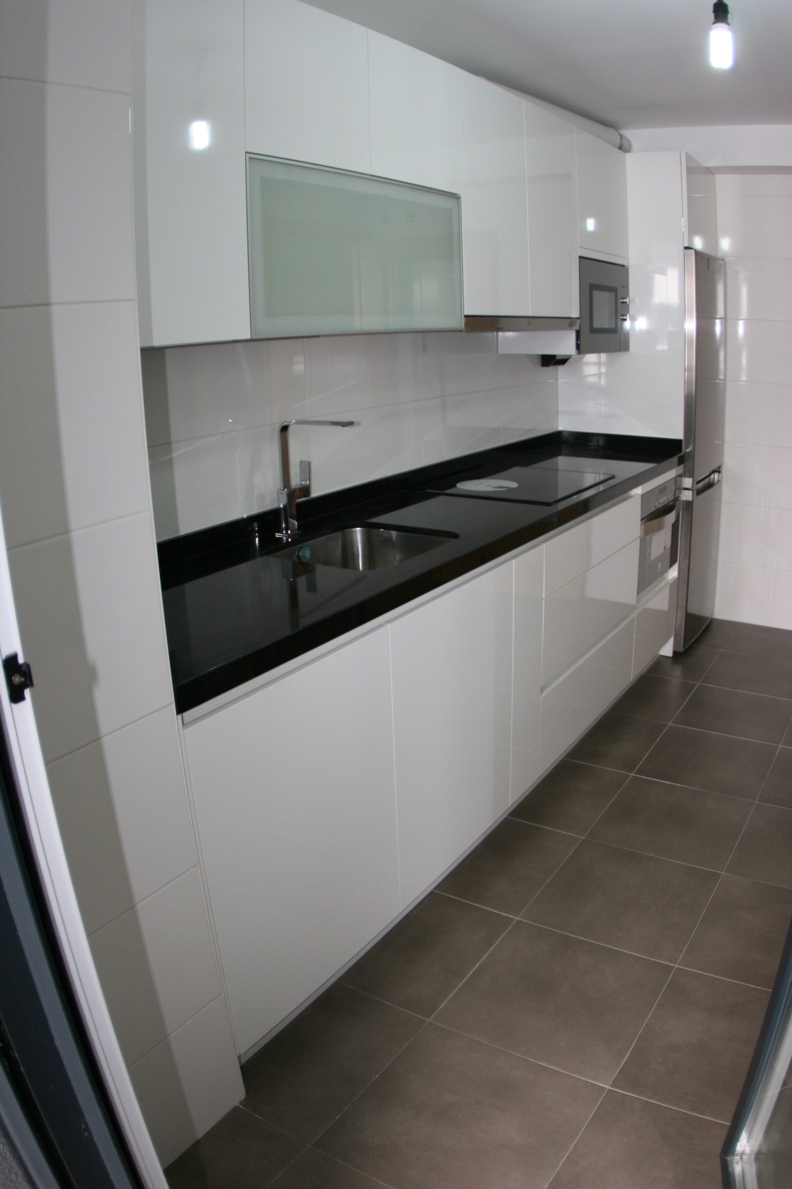 Pintar encimera de cocina cool muebles de cocina hechos a Pintar encimera cocina